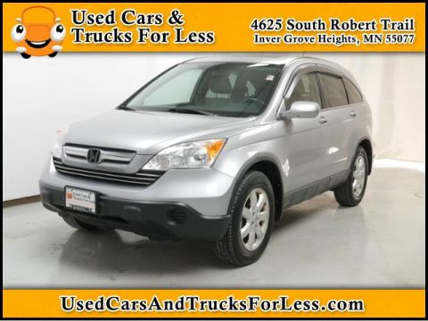 Pre-Owned 2008 Honda CR-V  Four Wheel Drive Sport Utility