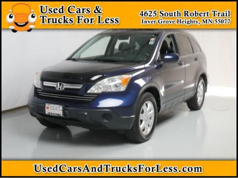 Pre-Owned 2009 Honda CR-V  Four Wheel Drive Sport Utility