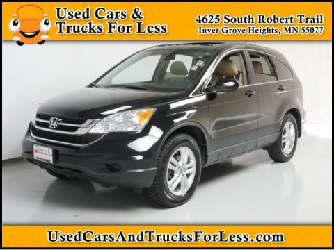 Pre-Owned 2011 Honda CR-V  Four Wheel Drive Sport Utility
