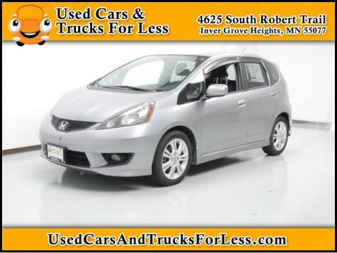 Pre-Owned 2009 Honda Fit Sport FWD Hatchback
