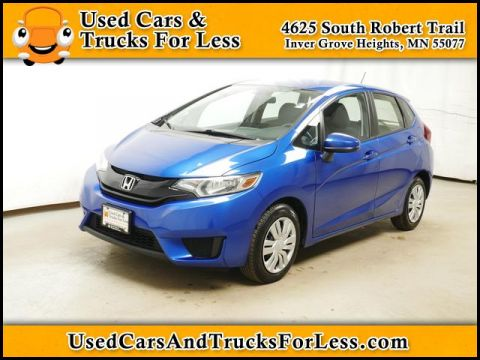 Pre-Owned 2017 Honda Fit  FWD Hatchback