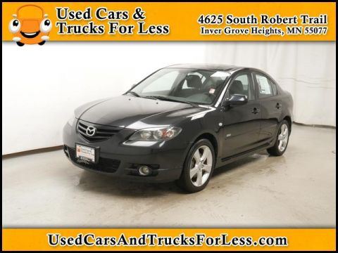 Pre-Owned 2005 Mazda3  FWD Sedan