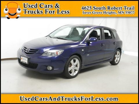 Pre-Owned 2005 Mazda3  Front Wheel Drive Station Wagon