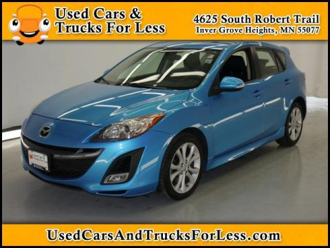 Pre-Owned 2010 Mazda3 s Sport FWD 4dr Car