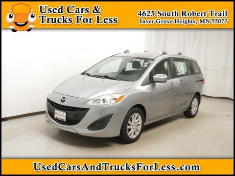 Pre-Owned 2012 Mazda5  FWD Wagon