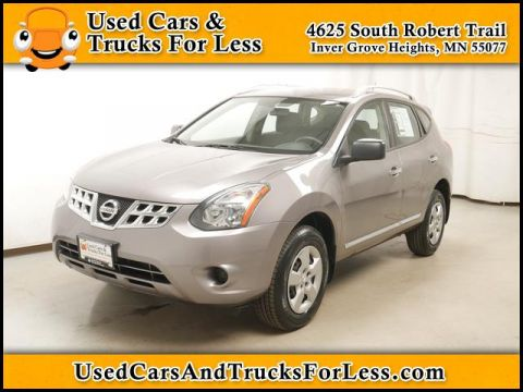 Pre-Owned 2015 Nissan Rogue Select  AWD