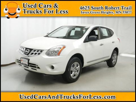 Pre-Owned 2013 Nissan Rogue  AWD