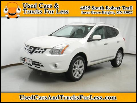 Pre-Owned 2013 Nissan Rogue  All Wheel Drive Sport Utility