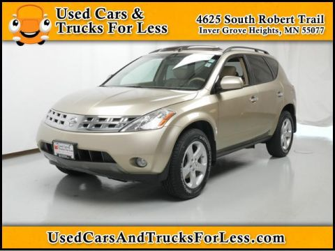Pre-Owned 2005 Nissan Murano  All Wheel Drive Sport Utility