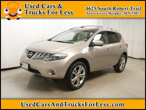 Pre-Owned 2009 Nissan Murano  AWD