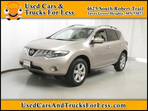 Pre-Owned 2009 Nissan Murano  All Wheel Drive Sport Utility