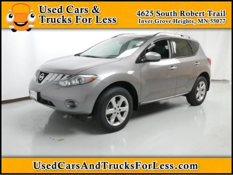 Pre-Owned 2010 Nissan Murano  All Wheel Drive Sport Utility