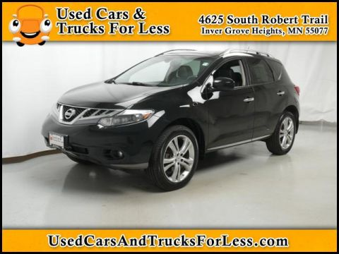 Pre-Owned 2012 Nissan Murano  All Wheel Drive Sport Utility