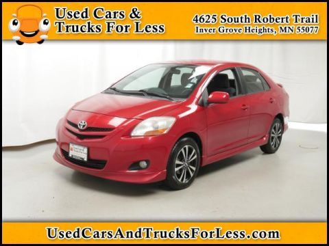Pre-Owned 2007 Toyota Yaris  FWD Sedan
