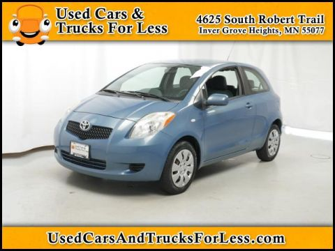 Pre-Owned 2007 Toyota Yaris   2dr Car