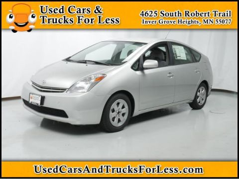 Pre-Owned 2004 Toyota Prius  Front Wheel Drive 4dr Car
