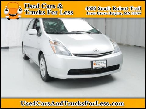Pre-Owned 2007 Toyota Prius  Front Wheel Drive 4dr Car