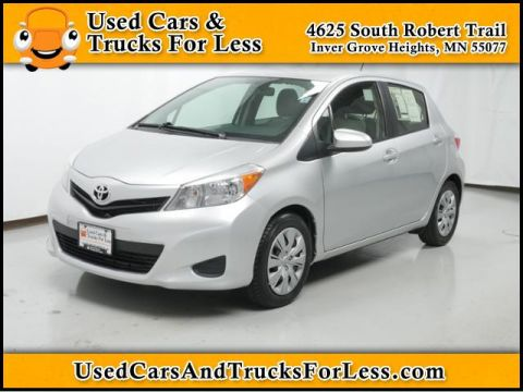 Pre-Owned 2014 Toyota Yaris  Front Wheel Drive 4dr Car
