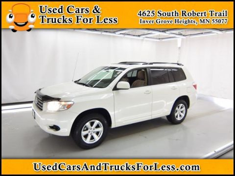Pre-Owned 2010 Toyota Highlander Base 4WD