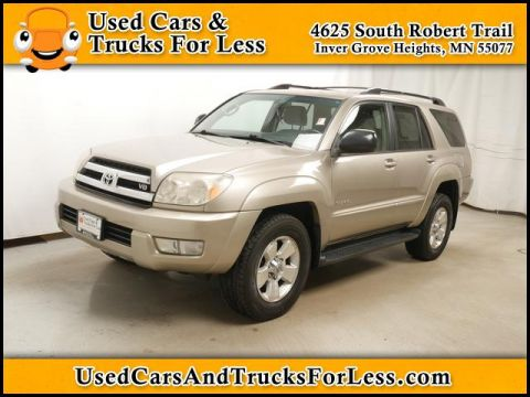 Pre-Owned 2005 Toyota 4Runner  4WD