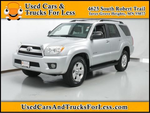 Pre-Owned 2009 Toyota 4runner  Four Wheel Drive Sport Utility