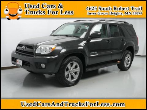Pre-Owned 2007 Toyota 4runner  Four Wheel Drive Sport Utility