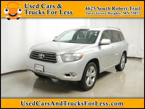 Pre-Owned 2008 Toyota Highlander  FWD SUV