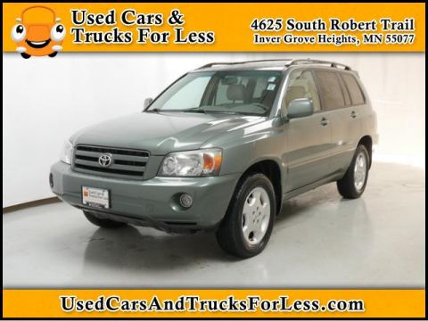 Pre-Owned 2007 Toyota Highlander  Four Wheel Drive Sport Utility