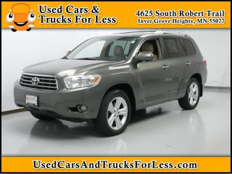 Pre-Owned 2008 Toyota Highlander  Four Wheel Drive Sport Utility