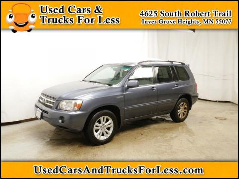 Pre-Owned 2006 Toyota Highlander  AWD