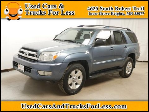 Pre-Owned 2005 Toyota 4Runner  RWD SUV