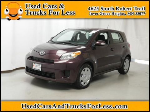 Pre-Owned 2010 Scion xD   4dr Car