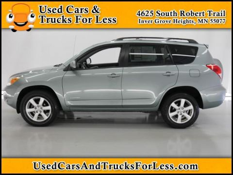 Pre-Owned 2006 Toyota RAV4  Four Wheel Drive Sport Utility