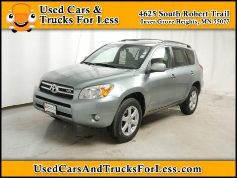 Pre-Owned 2008 Toyota RAV4  4WD