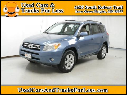 Pre-Owned 2008 Toyota RAV4  Four Wheel Drive Sport Utility
