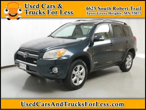 Pre-Owned 2010 Toyota RAV4  Four Wheel Drive Sport Utility