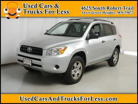 Pre-Owned 2008 Toyota RAV4  FWD SUV