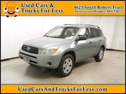 Pre-Owned 2007 Toyota RAV4  FWD SUV