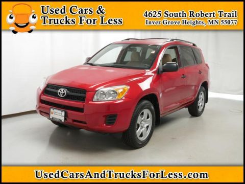 Pre-Owned 2010 Toyota RAV4  FWD SUV