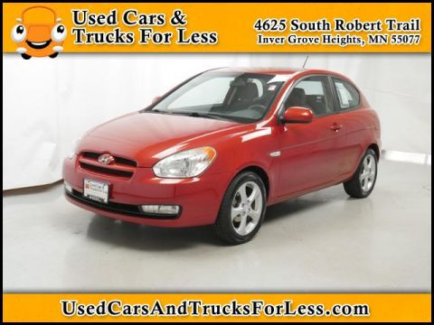 Pre-Owned 2010 Hyundai Accent   2dr Car