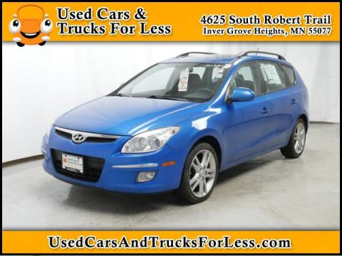 Pre-Owned 2010 Hyundai Elantra Touring   Station Wagon