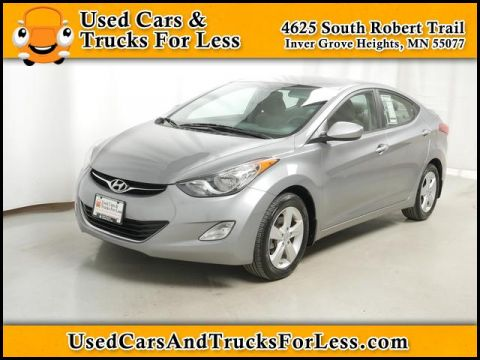 Pre-Owned 2013 Hyundai Elantra  FWD Sedan