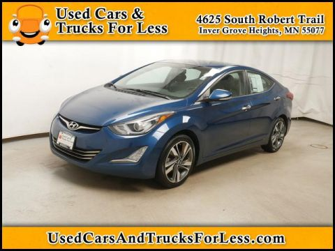 Pre-Owned 2014 Hyundai Elantra  FWD Sedan