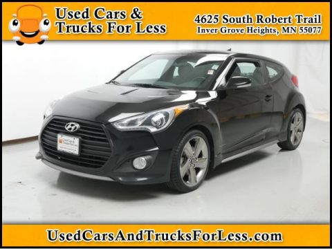 Pre-Owned 2013 Hyundai Veloster  Front Wheel Drive Hatchback