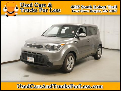 Pre-Owned 2014 Kia Soul  FWD Hatchback