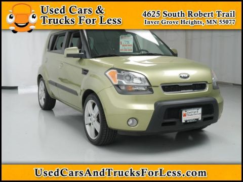 Pre-Owned 2010 Kia Soul  Front Wheel Drive Station Wagon