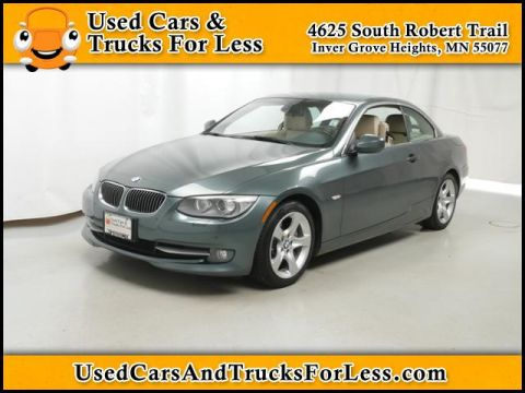Pre-Owned 2011 BMW 3 Series 335i RWD Convertible