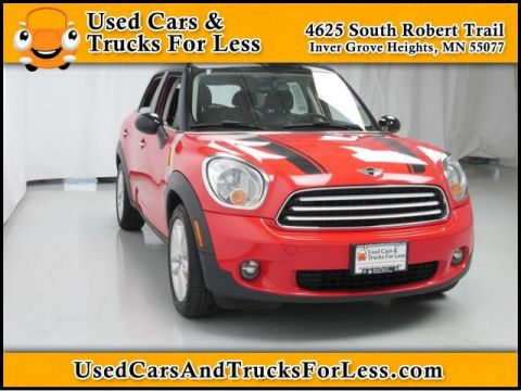 Pre-Owned 2011 MINI Cooper Countryman  FWD 4dr Car