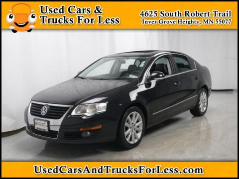 Pre-Owned 2010 Volkswagen Passat Sedan Komfort FWD 4dr Car