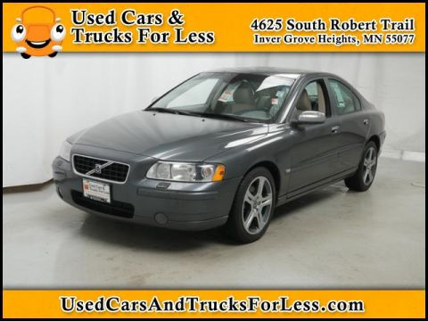Pre-Owned 2006 Volvo S60   4dr Car